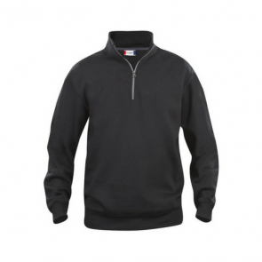 Basic Half Zip sweatshirt