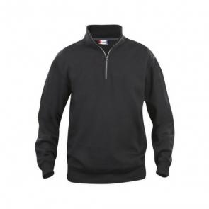 Basic Half Zip sweatshirt